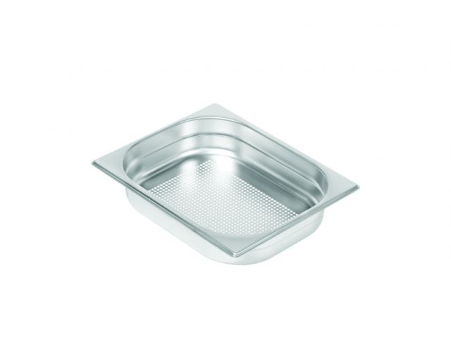 Stainless pan GN-1/2-P